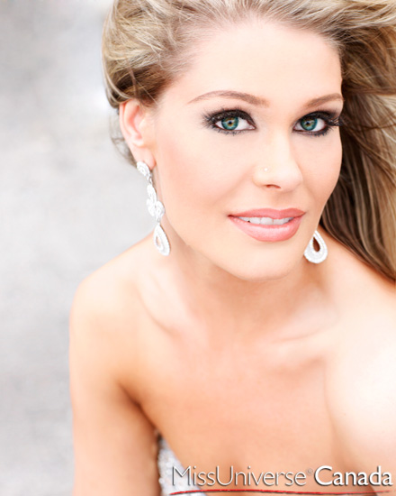 miss canada's permanent makeup